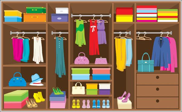 con estos sencillos consejos tendremos buen espacio en el armario y a salvo las prendas veraniegas para cuando regresen los das